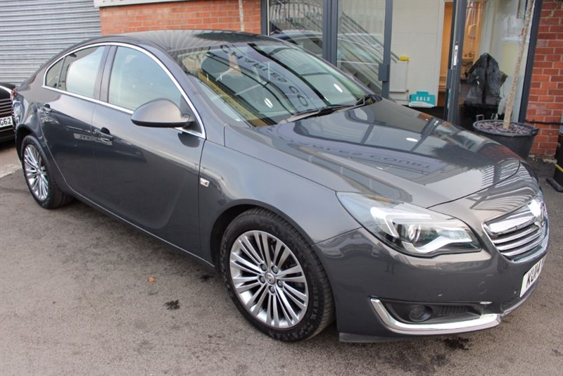 used Vauxhall Insignia TECH LINE CDTI ECOFLEX S/S in warrington-cheshire