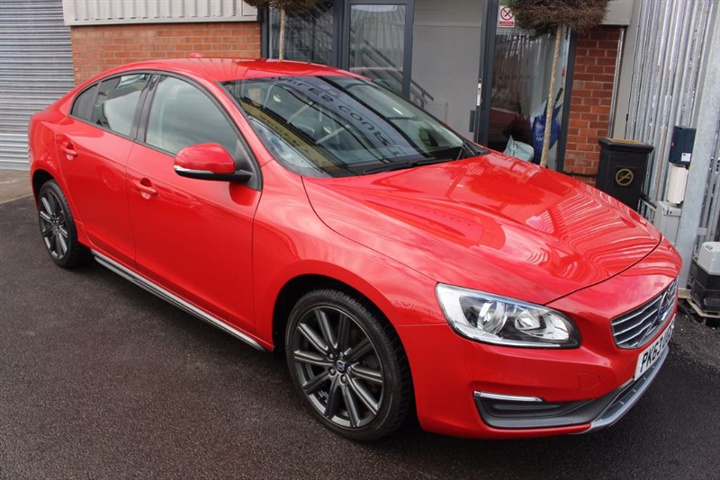 used Volvo S60 D2 BUSINESS EDITION in warrington-cheshire
