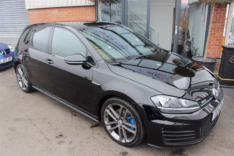 used VW Golf GTD-£20 ROAD TAX in warrington-cheshire