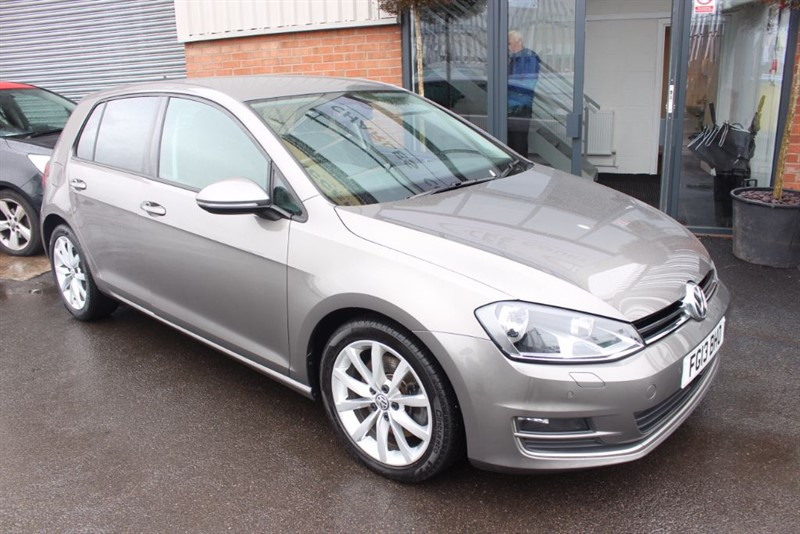 used VW Golf GT TDI BLUEMOTION TECHNOLOGY-£20 ROAD TAX in warrington-cheshire