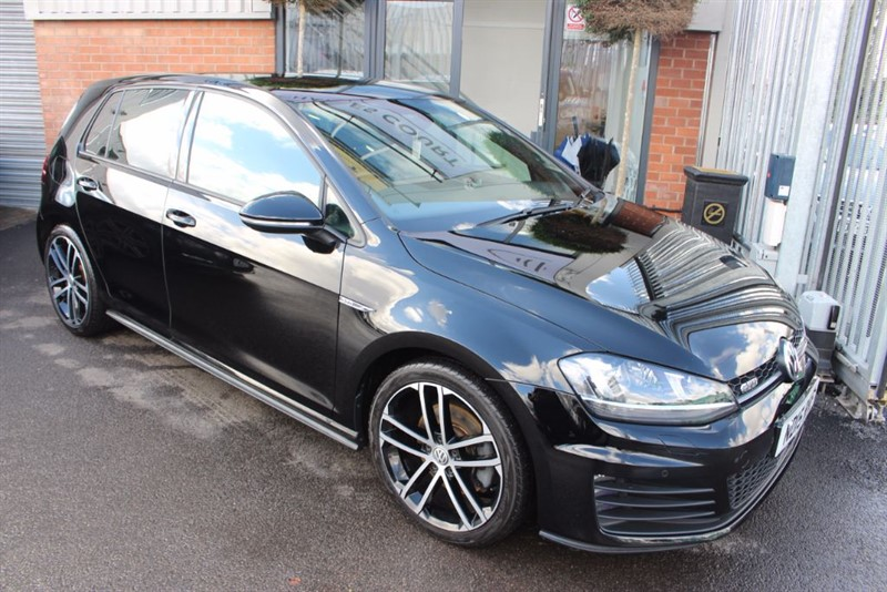 used VW Golf GTD- 1OWNER-FANTASTIC LOW MILEAGE in warrington-cheshire