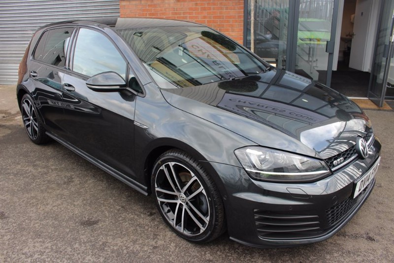 used VW Golf GTD-1OWNER-HEATED SEATS-CRUISE CONTROL in warrington-cheshire