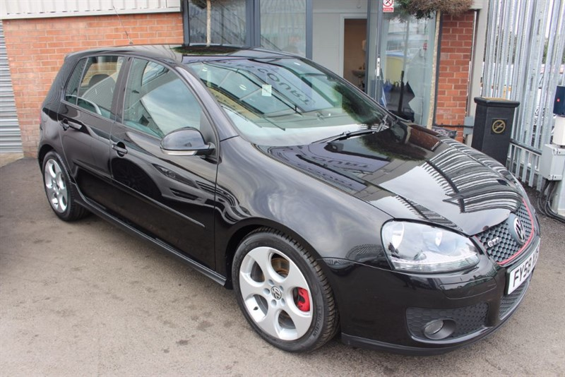 used VW Golf GTI-HEATED LEATHER in warrington-cheshire