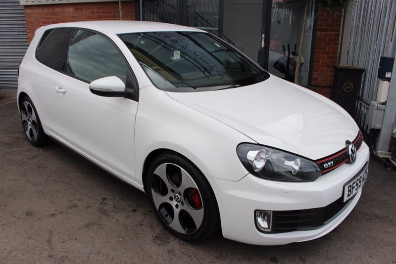 used VW Golf GTI-FULL SERVICE HISTORY in warrington-cheshire