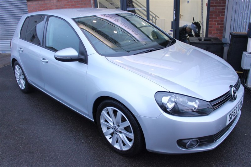 used VW Golf GT TSI in warrington-cheshire