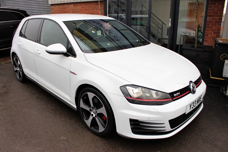 used VW Golf GTI-SAT NAV in warrington-cheshire