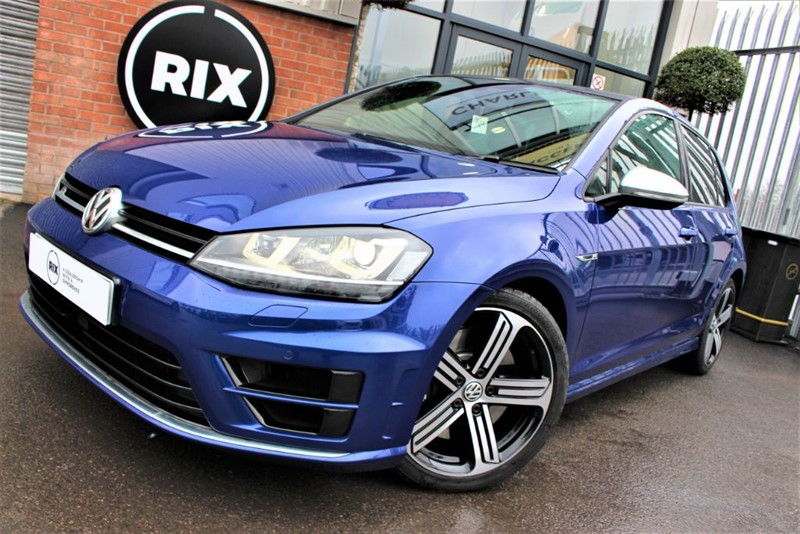 used VW Golf R DSG-PAN ROOF in warrington-cheshire