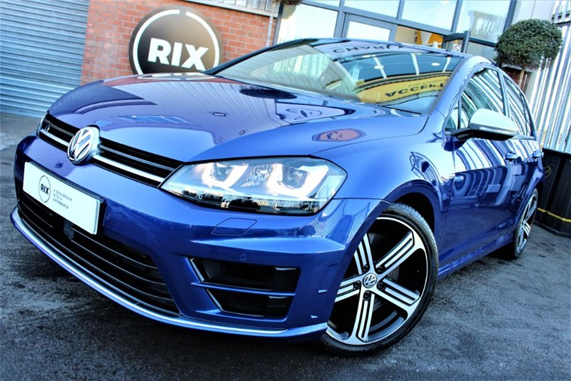 used VW Golf R-CRUISE-XENON'S-BLUETOOTH in warrington-cheshire