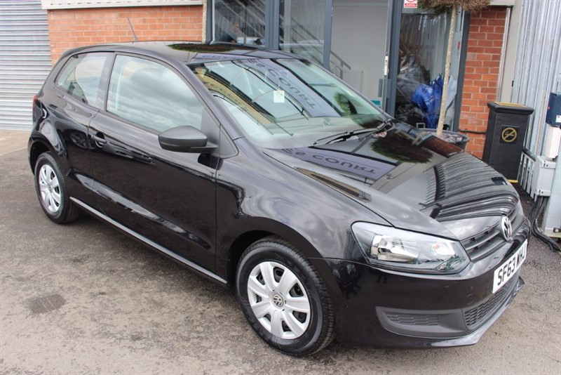 used VW Polo S-SUPER LOW MILEAGE-AIR CON-NATIONWIDE DELIVERY in warrington-cheshire