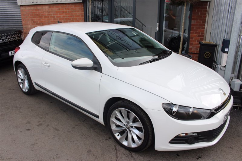 used VW Scirocco TSI in warrington-cheshire