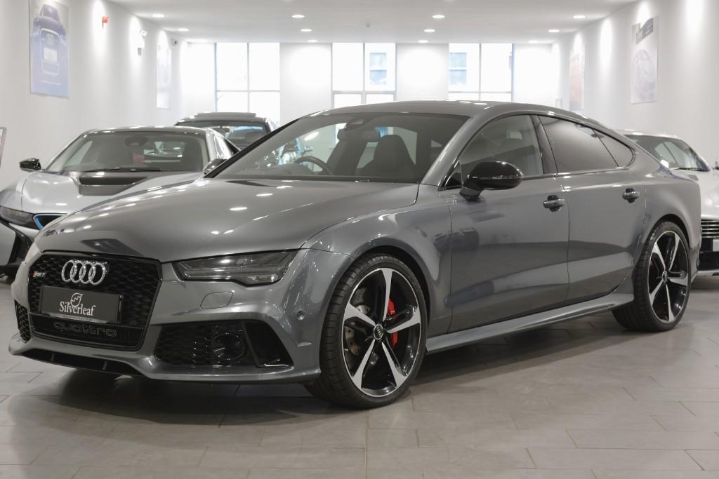Used Audi Rs7 For Sale Silverleaf Sports Prestige Cars