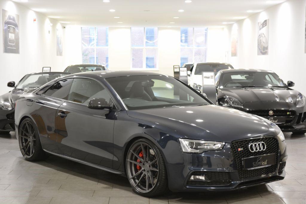 Used Audi S5 For Sale Silverleaf Sports Amp Prestige Cars