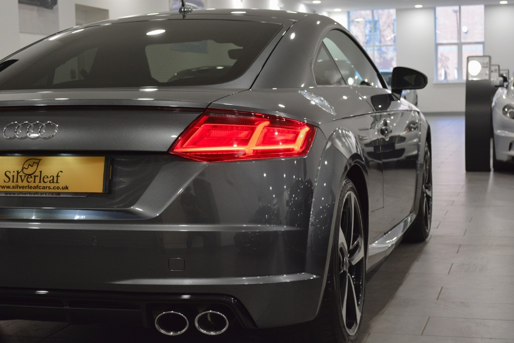 Used Audi Tt For Sale Silverleaf Sports Amp Prestige Cars