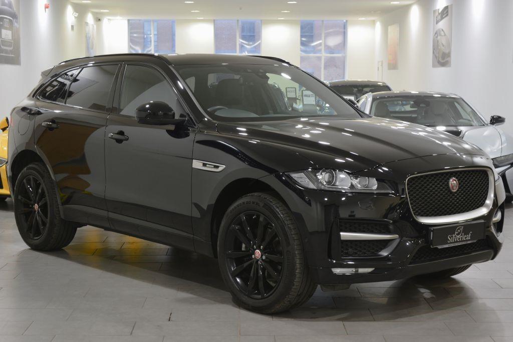 used jaguar f pace for sale silverleaf sports prestige cars. Black Bedroom Furniture Sets. Home Design Ideas