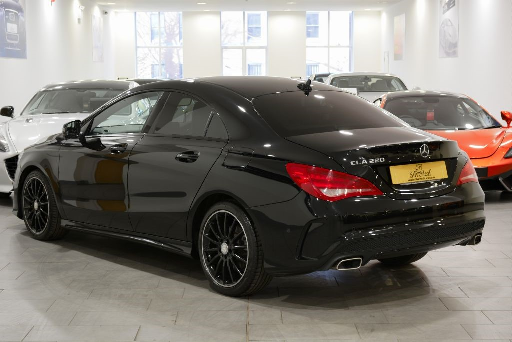used mercedes cla 220 cdi for sale silverleaf sports prestige cars. Black Bedroom Furniture Sets. Home Design Ideas