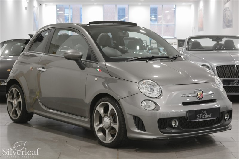 used Abarth 500 C ABARTH in sheffield-south-yorkshire