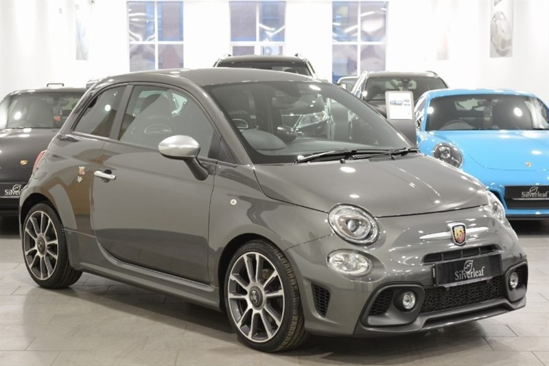 used Abarth 500 595 TURISMO in sheffield-south-yorkshire