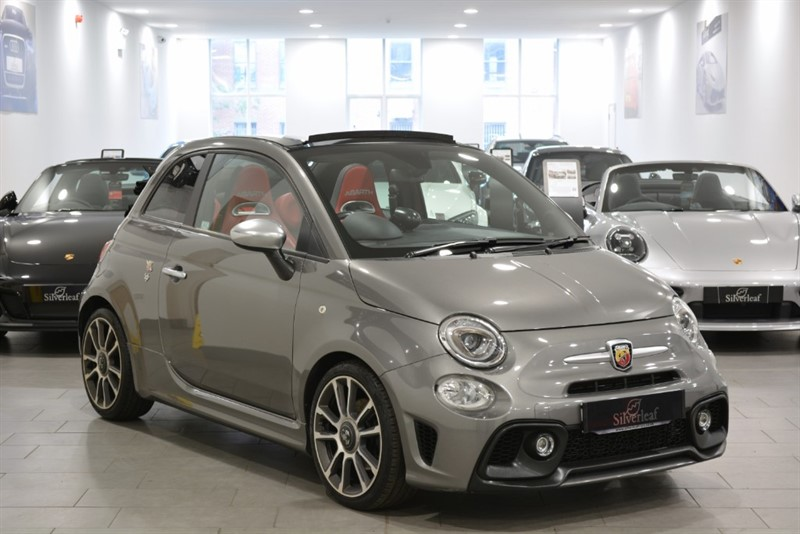 used Abarth 595C TURISMO in sheffield-south-yorkshire