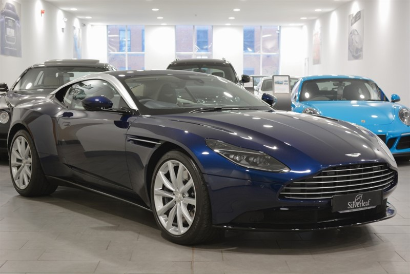 used Aston Martin DB11 V8 in sheffield-south-yorkshire