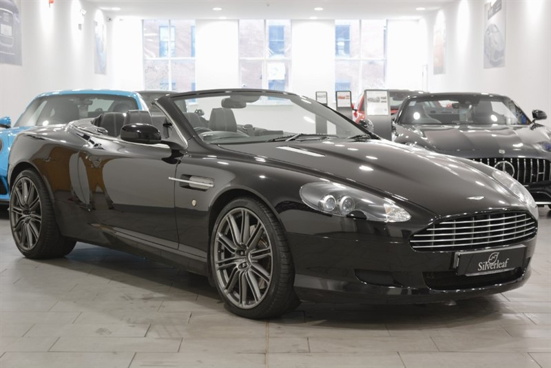 used Aston Martin DB9 VOLANTE in sheffield-south-yorkshire