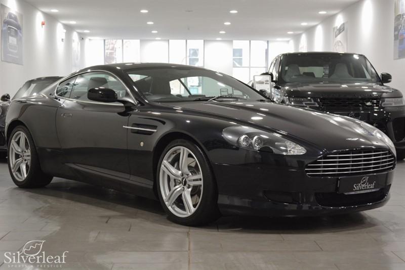 used Aston Martin DB9 V12 in sheffield-south-yorkshire