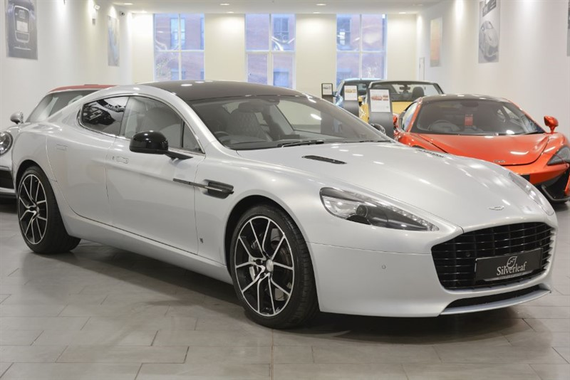 used Aston Martin Rapide S V12 in sheffield-south-yorkshire