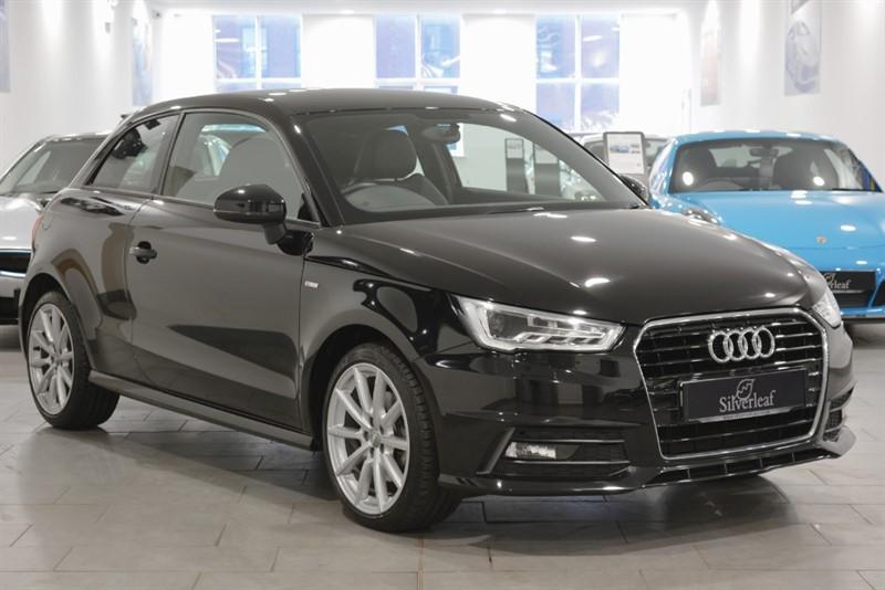 used Audi A1 TDI S LINE NAV in sheffield-south-yorkshire