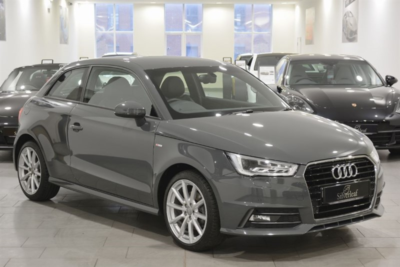 used Audi A1 TDI S LINE in sheffield-south-yorkshire