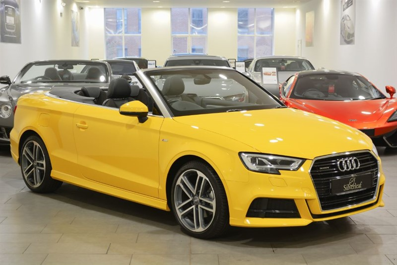 used Audi A3 TDI QUATTRO S LINE in sheffield-south-yorkshire