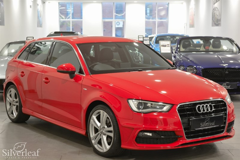 used Audi A3 TFSI S LINE in sheffield-south-yorkshire