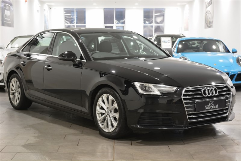 used Audi A4 TDI ULTRA SE in sheffield-south-yorkshire