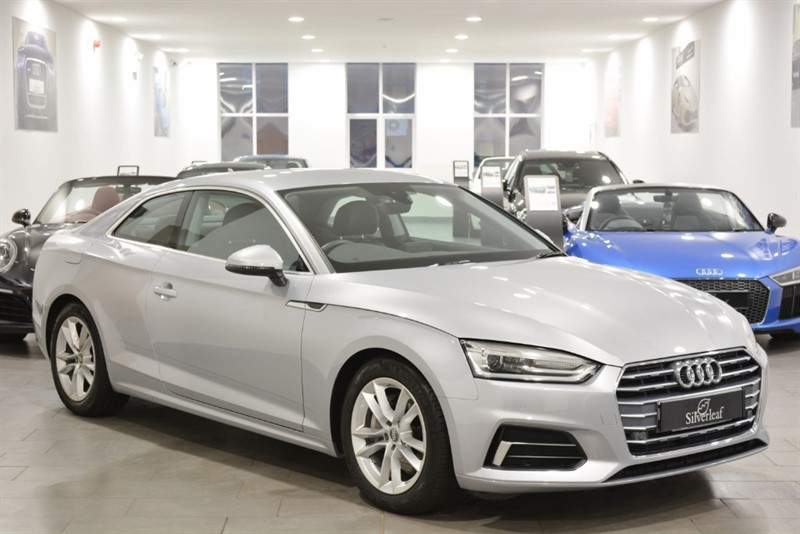 used Audi A5 TDI ULTRA SPORT in sheffield-south-yorkshire