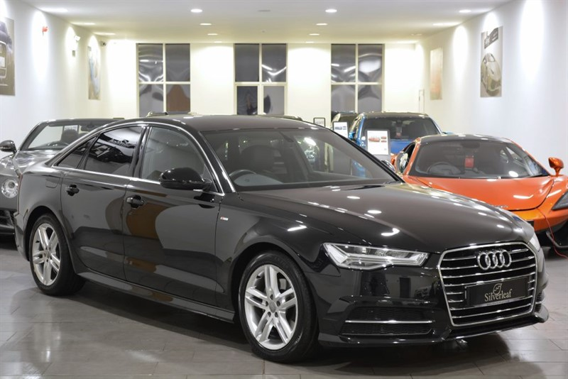 used Audi A6 TDI ULTRA S LINE in sheffield-south-yorkshire