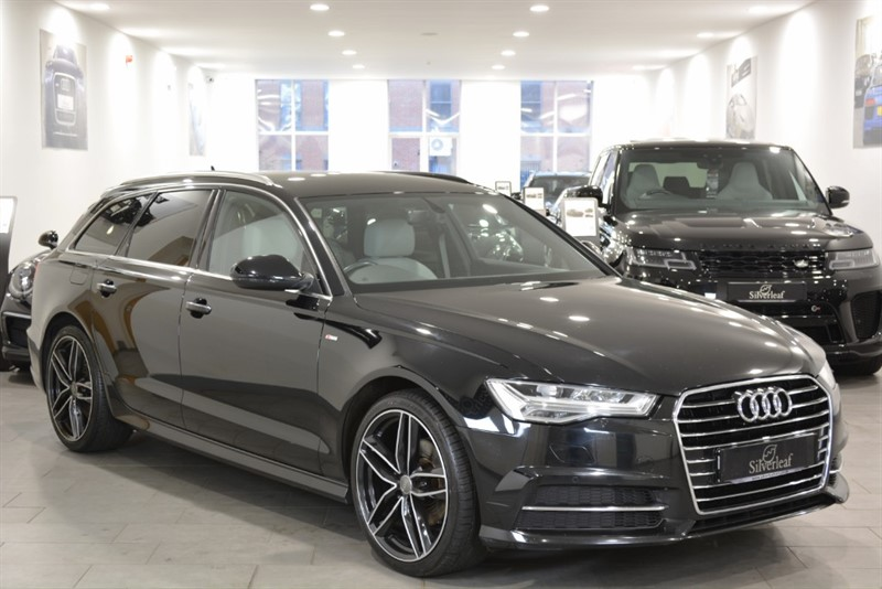 used Audi A6 Avant TDI ULTRA S LINE in sheffield-south-yorkshire