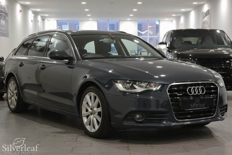 used Audi A6 Avant BiTDI QUATTRO SE in sheffield-south-yorkshire