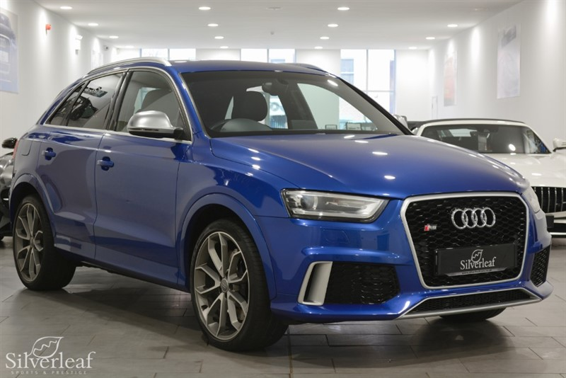 used Audi RS Q3 TFSI QUATTRO in sheffield-south-yorkshire