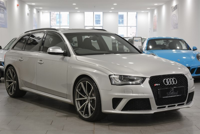used Audi RS4 AVANT FSI QUATTRO in sheffield-south-yorkshire