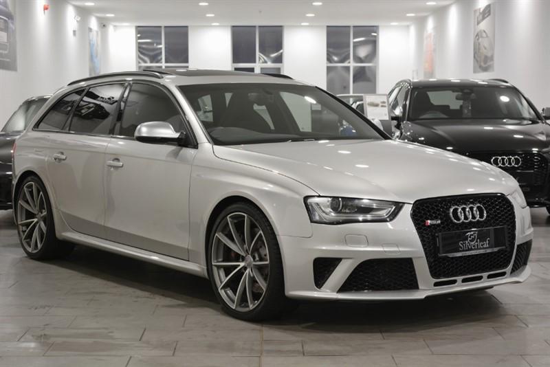 used Audi RS4 AVANT FSI QUATTRO in sheffield-south-yorkshire