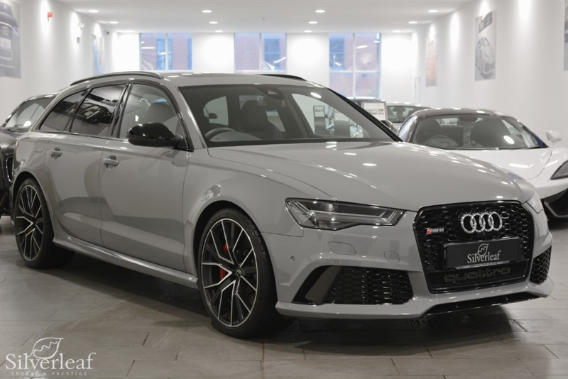 used Audi RS6 PERFORMANCE AVANT TFSI QUATTRO in sheffield-south-yorkshire