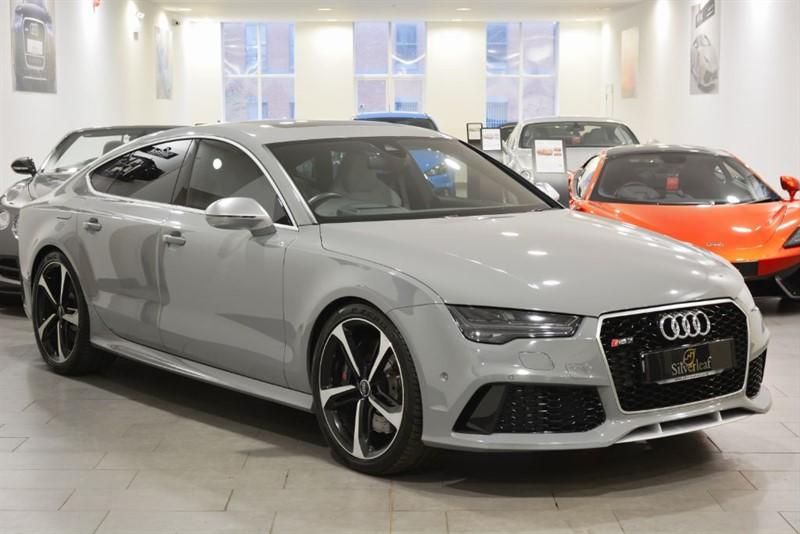 used Audi RS7 SPORTBACK TFSI V8 QUATTRO in sheffield-south-yorkshire