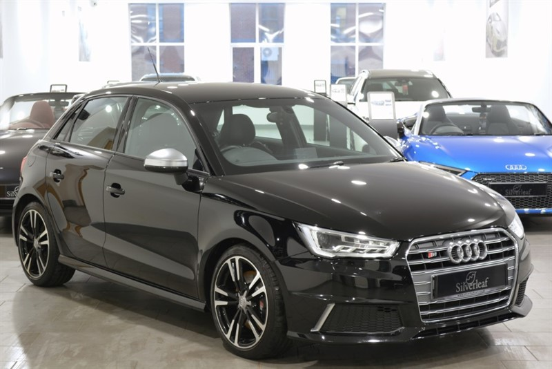used Audi S1 QUATTRO SPORTBACK in sheffield-south-yorkshire