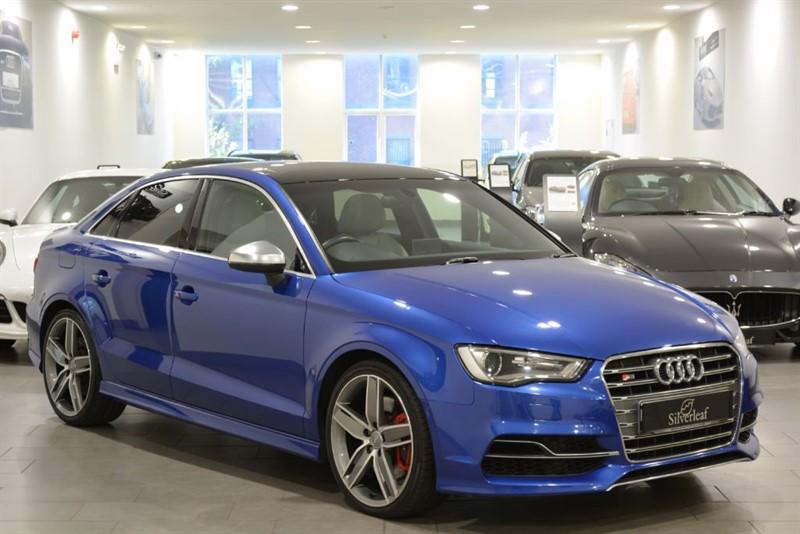 used Audi S3 QUATTRO NAV in sheffield-south-yorkshire