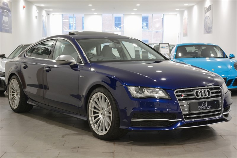 used Audi S7 TFSI QUATTRO in sheffield-south-yorkshire
