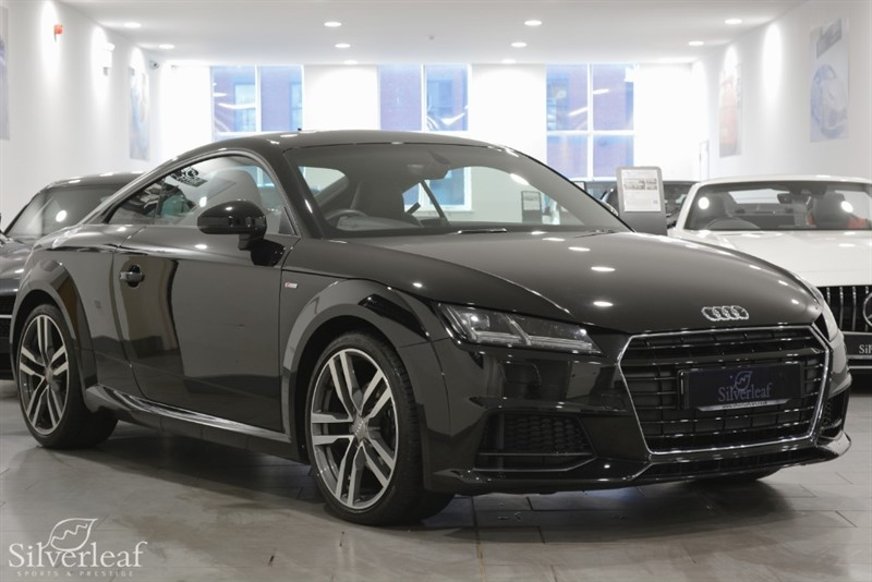 used Audi TT TFSI S LINE in sheffield-south-yorkshire
