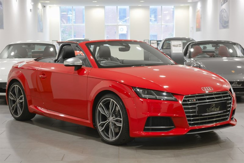 used Audi TTS TFSI QUATTRO in sheffield-south-yorkshire