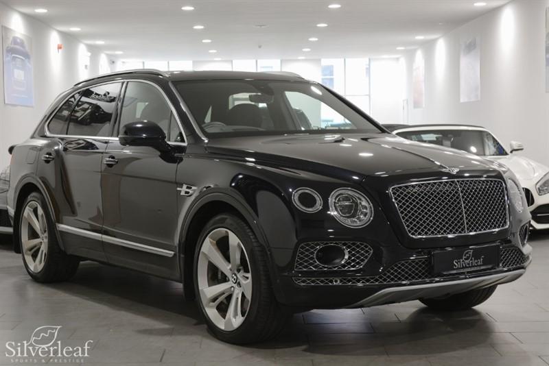 used Bentley Bentayga V8 D MULLINER DRIVING SPEC in sheffield-south-yorkshire