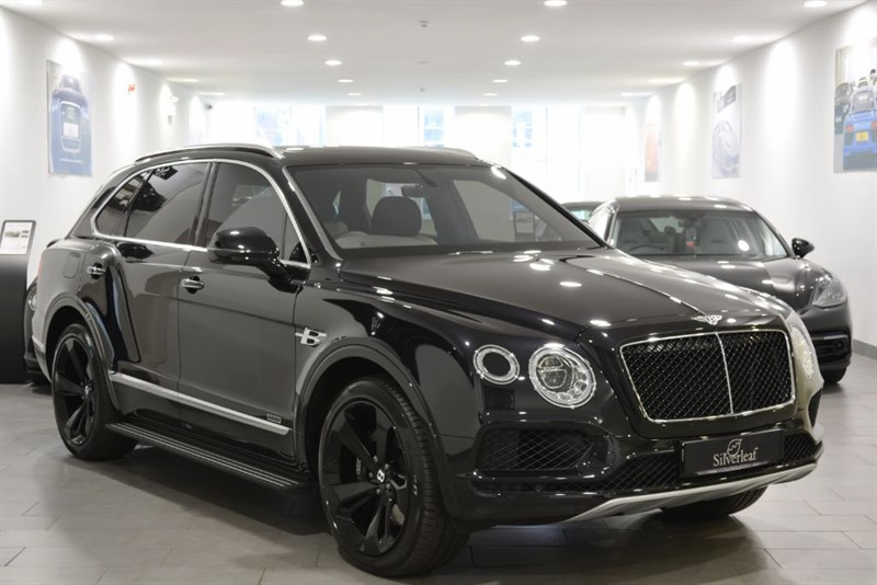 used Bentley Bentayga V8 D in sheffield-south-yorkshire