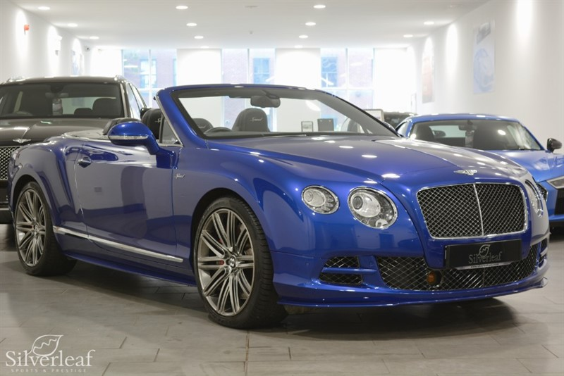 used Bentley Continental GTC SPEED in sheffield-south-yorkshire