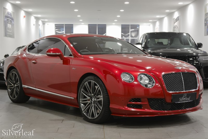 used Bentley Continental GT SPEED in sheffield-south-yorkshire