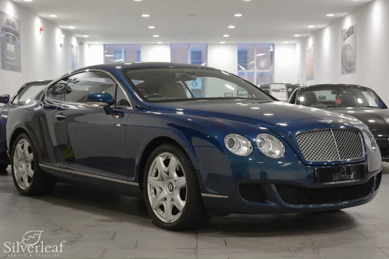 used Bentley Continental GT MULLINER DRIVING SPECIFICATION in sheffield-south-yorkshire